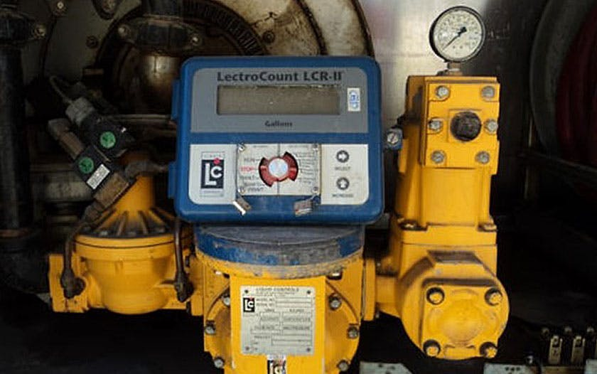 Electronic Registers for Flow Meters